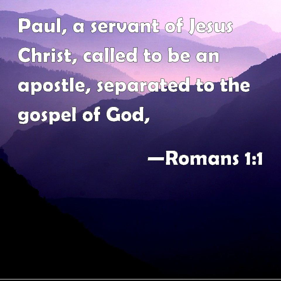 paul the apostle the servant of christ The apostle paul influenced christianity second only to jesus christ he spread the gospel through the roman empire and wrote 13 books of the bible.