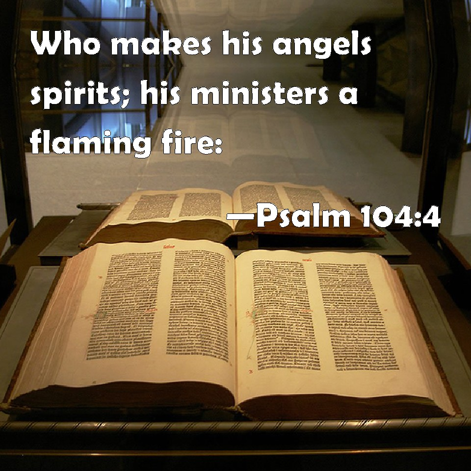 Image result for angels in flaming fire