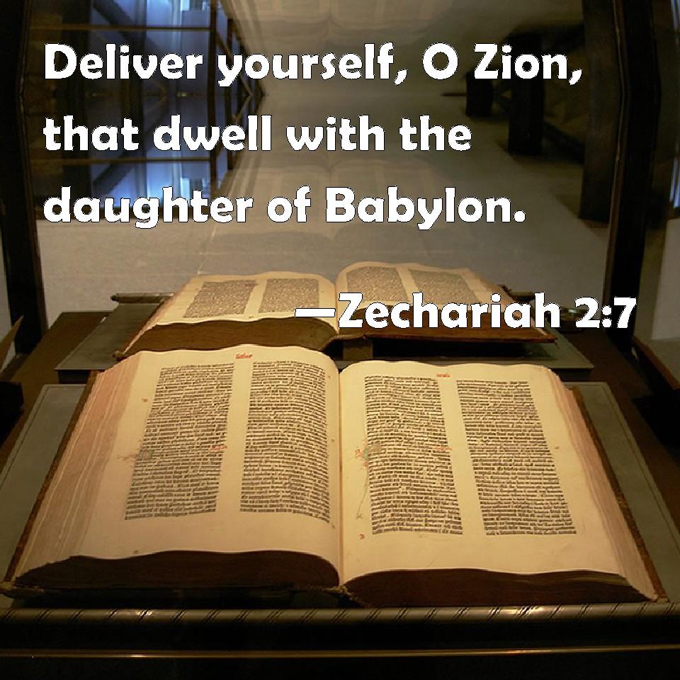 Read e-book Deliver Thyself O Zion!